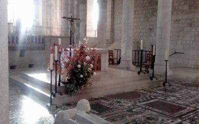 Atelier «Fleurir en liturgie»