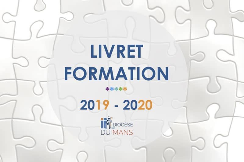 Livret de formation 2019 – 2020