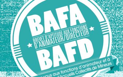 Formation BAFA avec la pastorale du Grand Ouest à St-Malo