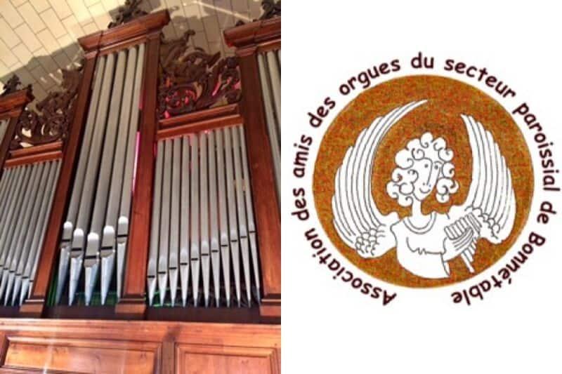Concert Orgue- flute