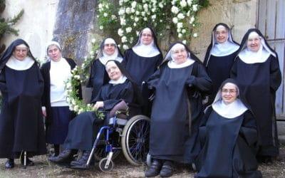 Priez pour les vocations avec les Bénédictines de Flée