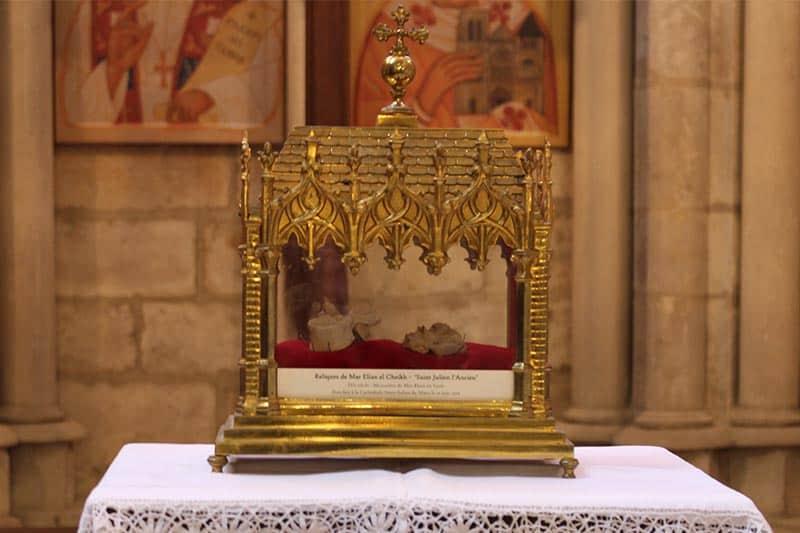 Une chapelle dédiée aux chrétiens d'Orient au Mans