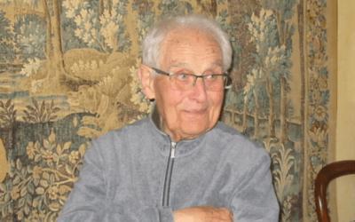 Rappel à Dieu du chanoine Pierre DAVOUST (1922-2019)