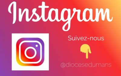 Suivez nous sur Instagram !