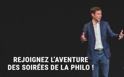 PHILIA : les soirées de la Philo au Mans
