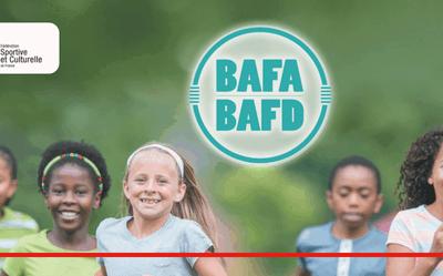 Formation BAFA pour devenir animateur