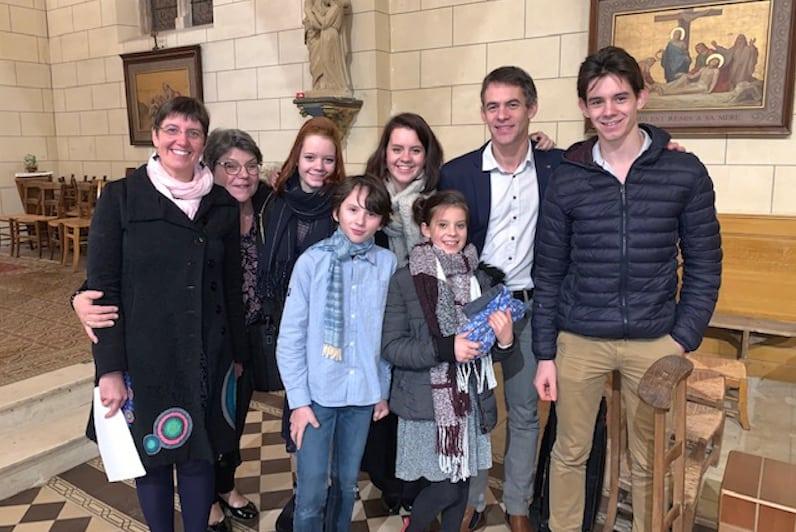 Noël en musique : la famille Rousseau assure !