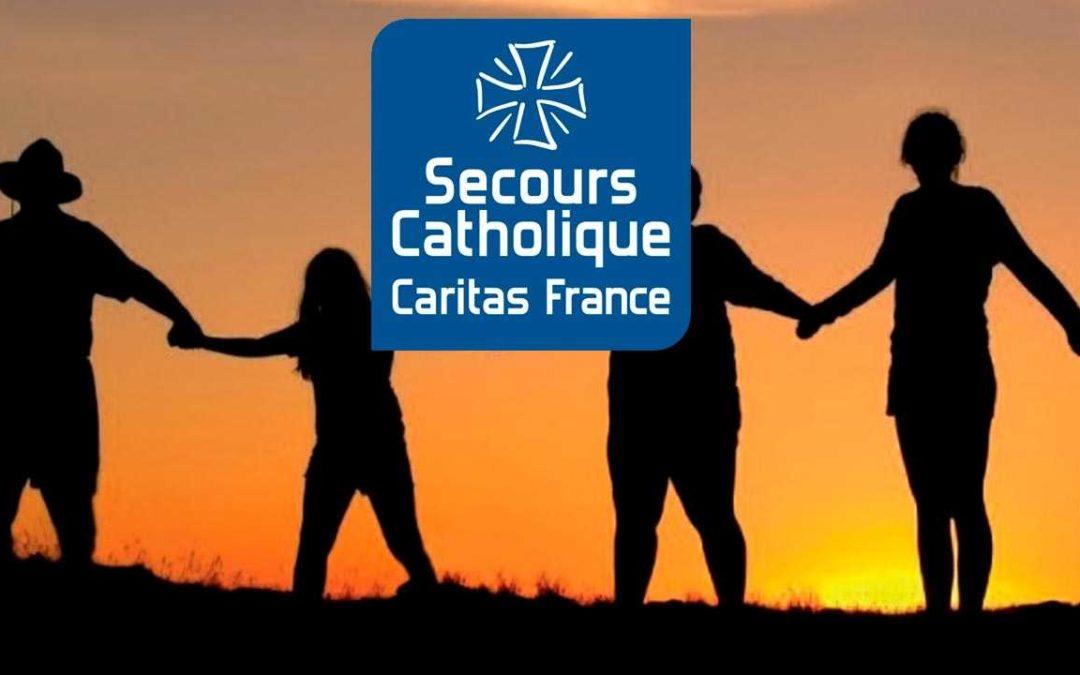 #covid-19 L'action du Secours Catholique