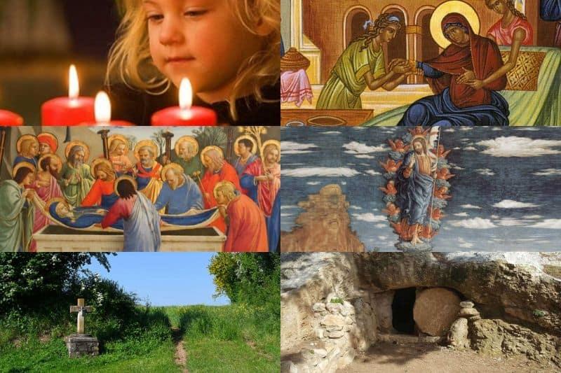 fêtes chrétiennes