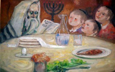 Pâque juive et Pâques catholique en même temps