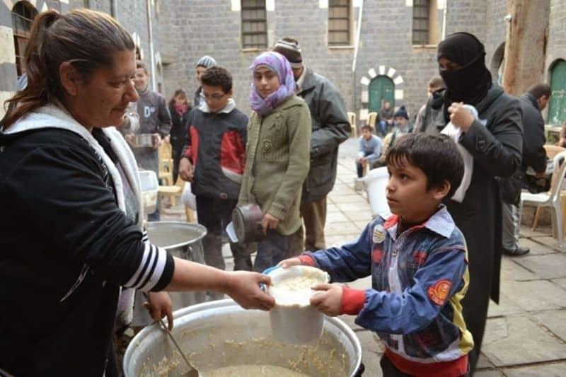 Avec le covid, à Alep la situation s'est aggravée
