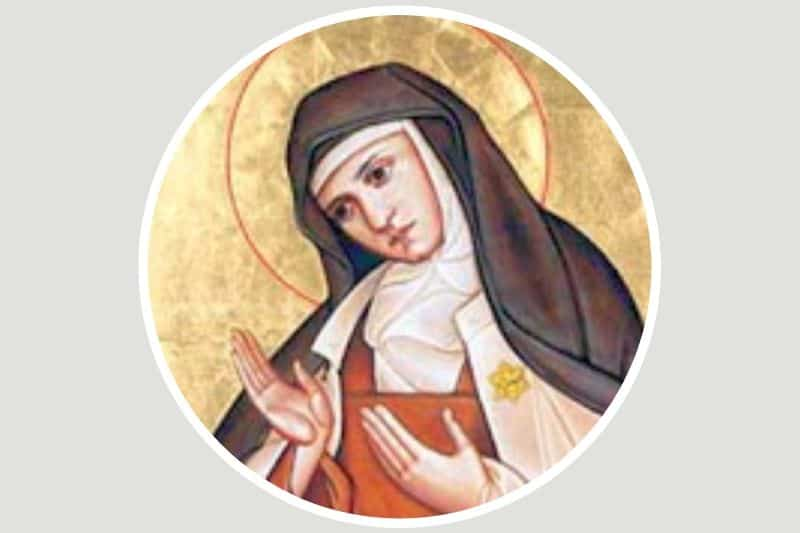 ste Thérèse Bénédicte de la Croix