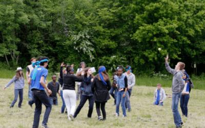 Camp des Amis de Siméon Berneux