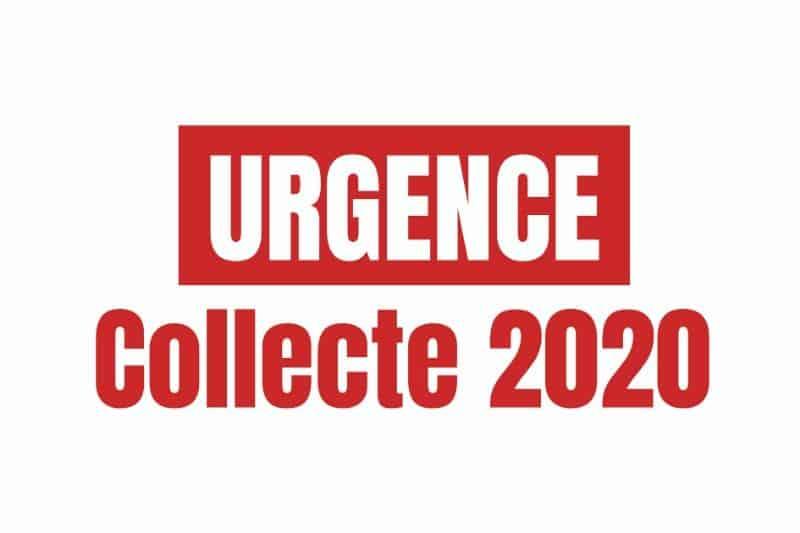 logo urgence collecte