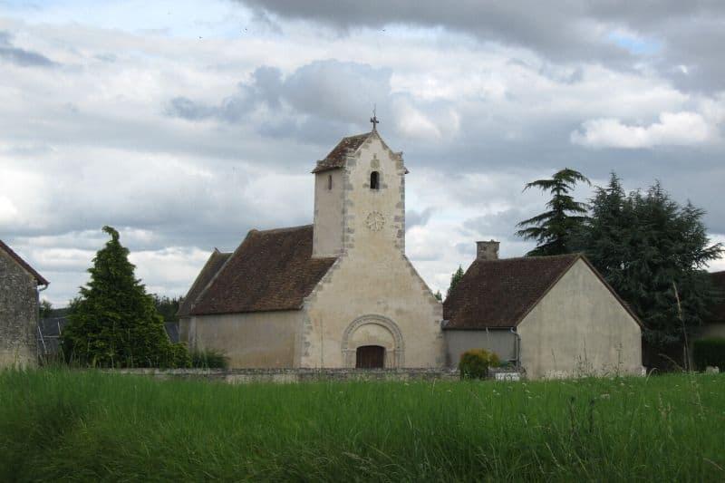 Eglise de Panon (Saosnois)