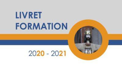Livret de formations 2020 – 2021