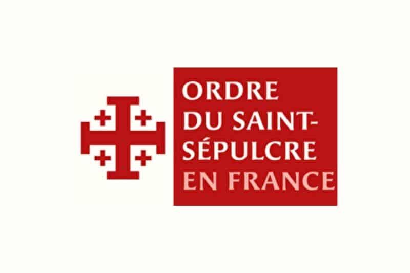 Logo Ordre du saint Sépulcre en France