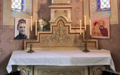 La chapelle du Sacré-Coeur au Mans