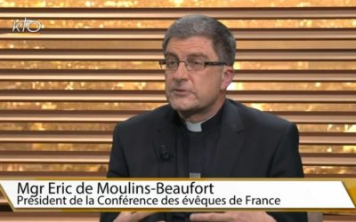 #EgliseNice : Entretien exceptionnel avec Mgr Moulins-Beaufort