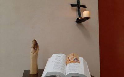 Célébrer la Parole de Dieu de ce dimanche