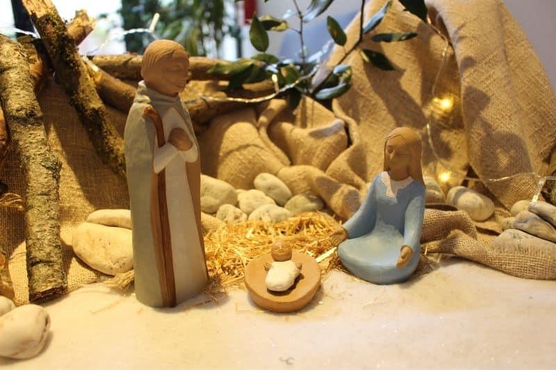 L'équipe de la maison diocésaine vous souhaite un joyeux Noël !