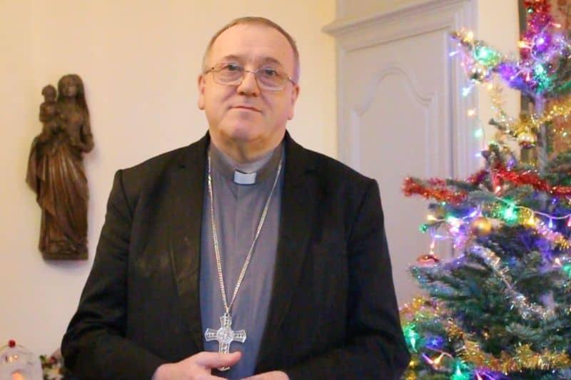 Message de Noël de Mgr Le Saux