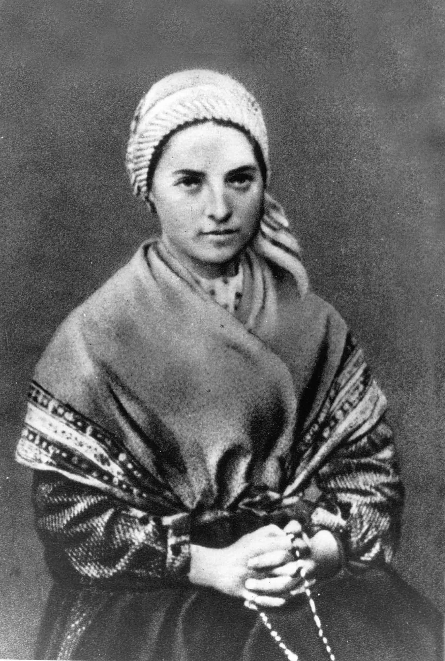 Portrait de Bernadette
