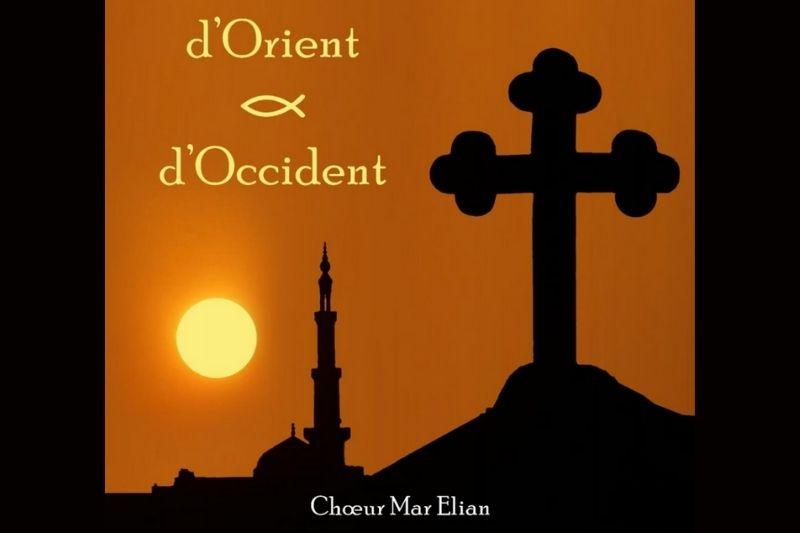 Sortie du CD «d'Orient et d'Occident»