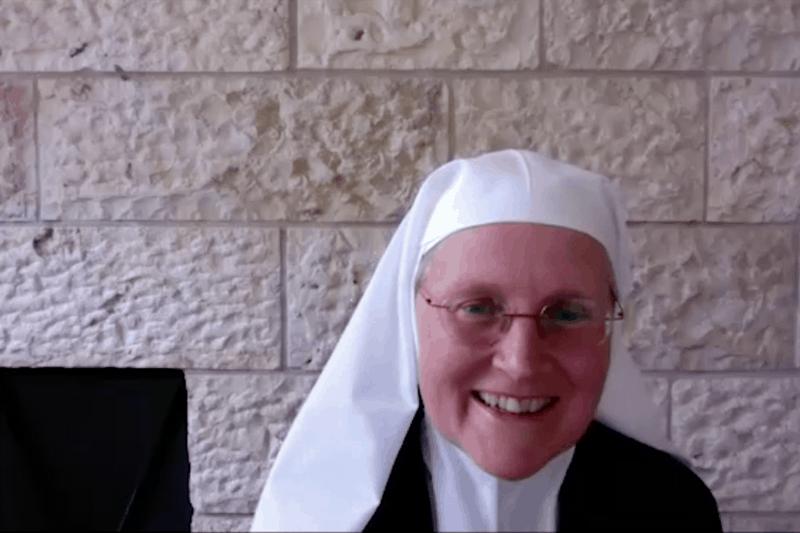 Sœur Christine-Marie raconte sa vocation