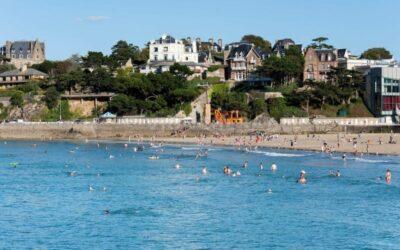 Mission plage à Dinard été 2021