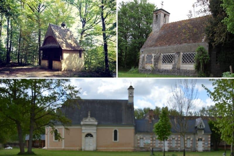 Des chapelles sarthoises peu connues