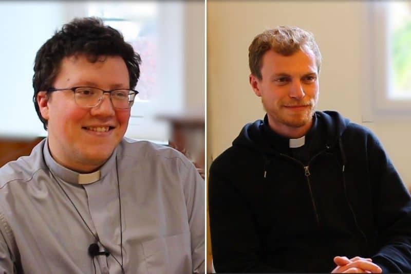 L'année diaconale de Gaël et Antoine