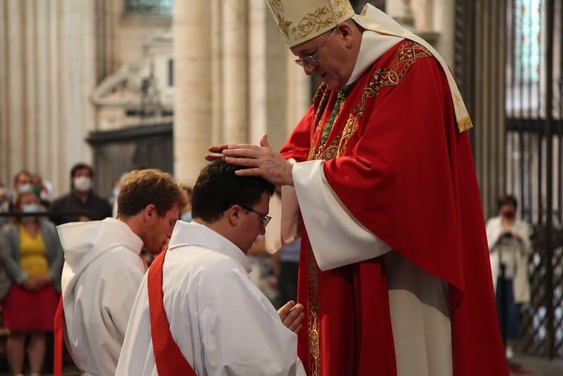 Ordination sacerdotale du père Gaël Catalano