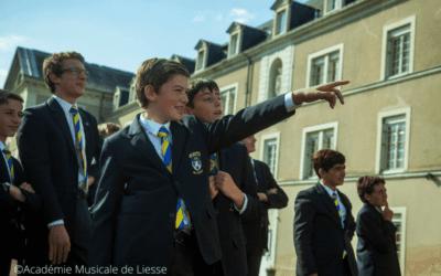 L'Académie Musicale de Liesse à Précigné